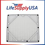 Replacement HEPA Filter fits Idylis Air Purifiers IAP-10-280, Model # IAF-H-100D by LifeSupplyUSA