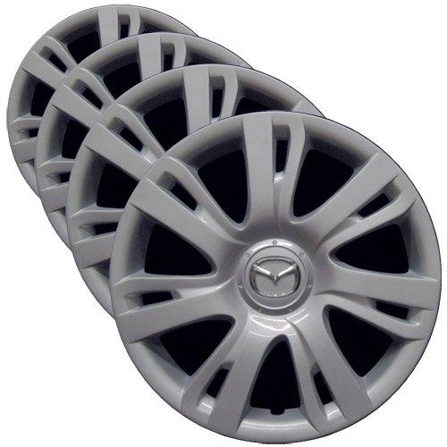 15 hubcaps mazda - 9