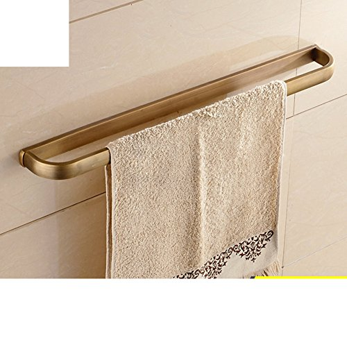 bathroom brass Towel rack/Creative metal pendants/Towel Bar-E delicate
