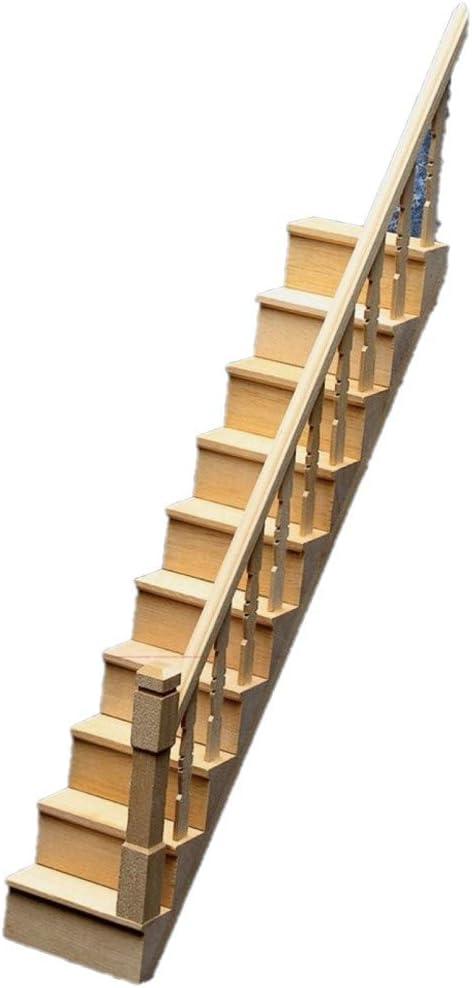 Houseworks, Ltd. Dollhouse Miniature Simple Stair Kit