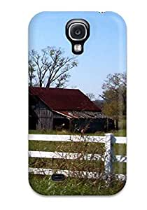 Tough Galaxy IfjknJW2267OvHVZ Case Cover/ Case For Galaxy S4(barn)