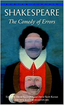 Book By William Shakespeare The Comedy of Errors (Bantam Classic)