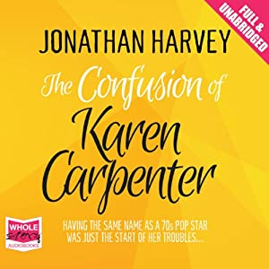 The Confusion of Karen Carpenter Hörbuch