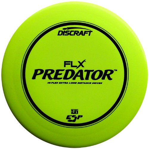 Discraft Predator ESP FLX Golf Disc, 173-174 grams
