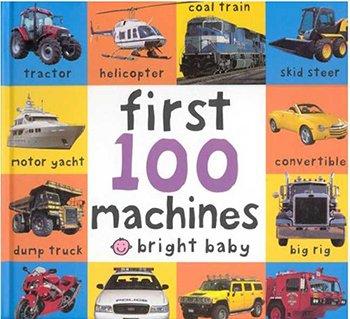 FIRST 100 MACHINES : BIG BOARD BOOK