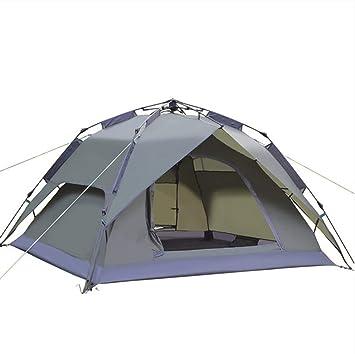 dongdada Automatische Camping Zelt, 3 4 Person Familienzelt
