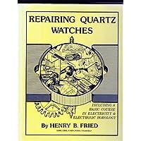 Repairing Quartz Watches