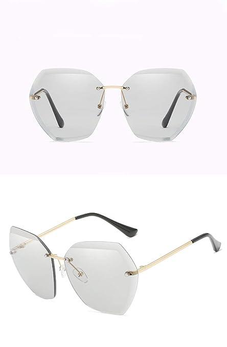 ZJWZ New Ocean Gafas De Sol Europa Y América Tendencias ...