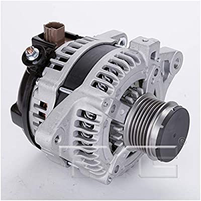 TYC 2-11577 Replacement Alternator (Compatible with TOYOTA): Automotive