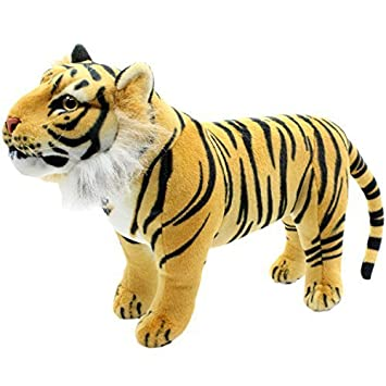 Amazon Com Tagln Lively Stuffed Animal Toys Realistic Standing