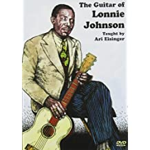 Guitar of Lonnie Johnson 2-DVD Set