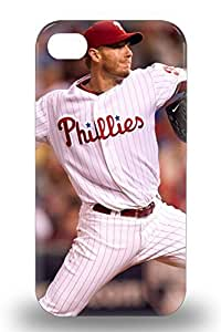 Premium Iphone MLB Philadelphia Phillies Roy Halladay #34 3D PC Case For Iphone 4/4s Eco Friendly Packaging ( Custom Picture Case Cover For HTC One M9 , Case Cover For HTC One M9 , iPhone 5, iPhone 5S, iPhone 5C, iPhone 4, iPhone 4S,Galaxy S6,Galaxy S5,Galaxy S4,Galaxy S3,Note 3,iPad Mini-Mini 2,iPad Air )