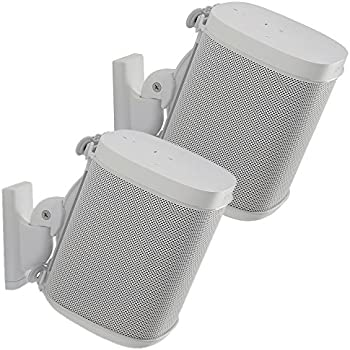 Amazon Com Sanus Adjustable Sonos Wall Mount For Sonos One Play 1