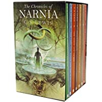 The Chronicles of Narnia Set by C.S. Lewis - Paperback