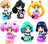 Megahouse Sailor Moon: Petit Chara Ice Cream Party Version Set