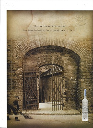 print-ad-for-belvedere-vodka-gates-of-the-distillery-scene
