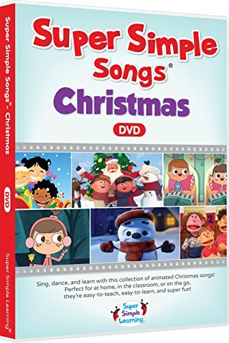 Amazon.com: Super Simple Songs - Christmas DVD: Movies & TV