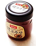 Korean food CJ Haechandle Korean Chili Pepper Paste Gochujang 500g ,수라상 약고추장 Promotional Gifts Party food nutrition sauces