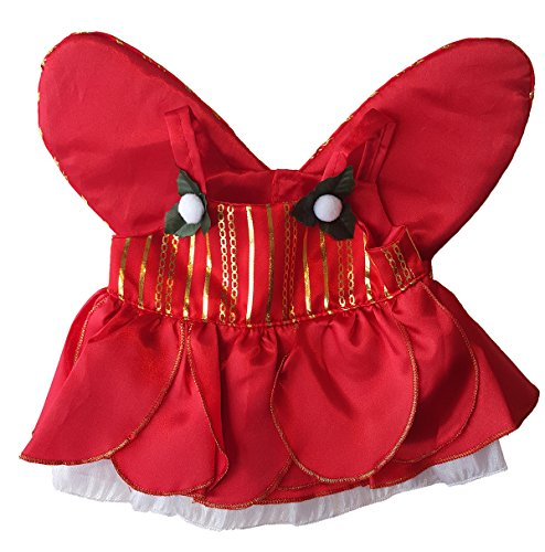 Christmas Fairy Outfit Fits Most 14