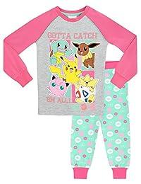 Pokemon Girls' Pokemon Pajamas