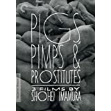 Pigs, Pimps and Prostitutes: 3 Films by Shohei Imamura (The Criterion Collection)