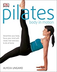 Pilates: Body in Motion is a pioneering, step-by-step book for mat-based Pilates. A global best-seller famed for its clear instruction and innovative design, Pilates: Body in Motion clearly explains every exercise sequence with at-a-gl...
