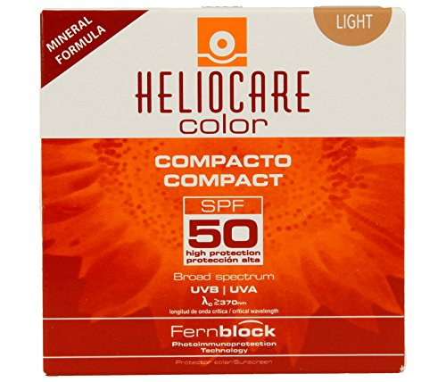 10g Light - Heliocare Compact SPF 50 Light / 10g