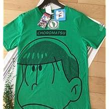 Osomatsu Mr. Shimamura collaboration T-shirt LL Choro pine