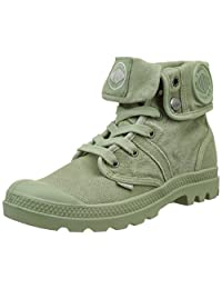 Palladium Womens Pallabrouse Baggy Canvas Shoes