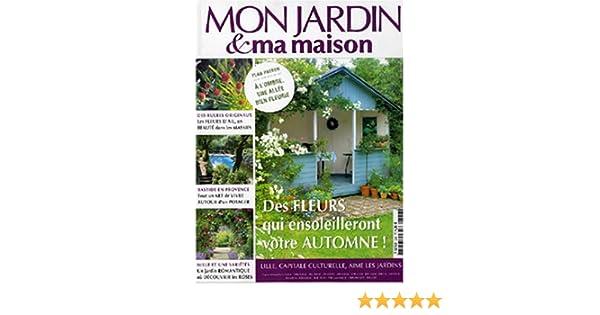 mon jardin et ma maison amazoncom magazines - Mon Jardin Ma Maison