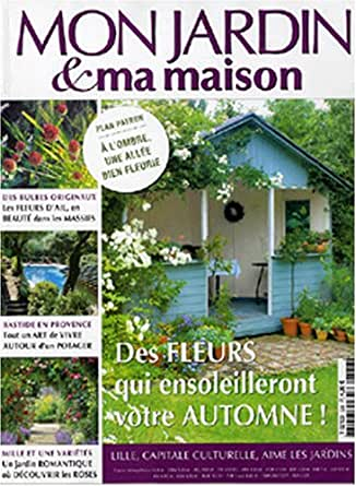 mon jardin et ma maison magazines. Black Bedroom Furniture Sets. Home Design Ideas