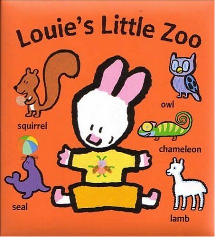 Louies Little Zoo (Louie Books) Yves Got
