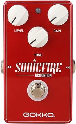 GOKKO SonicFire Distortion Pedal