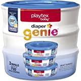 Playtex Odor-Free and Germ-Free way Diaper Genie Refill Cartridges (1 Pack)