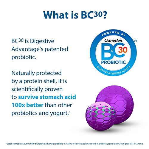 Digestive Advantage Lactose Defense Formula, 96 Capsules (3 packs of 32ct) by Digestive Advantage (Image #3)