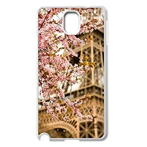 Flower Paris Customized Cover Case for Samsung Galaxy Note 3 N9000,custom phone case ygtg617809