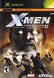 xmen legends ii - X-men Legends II Rise of the Apocalypse - Xbox