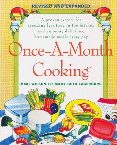 once a month cooking for two - 1
