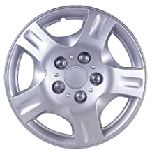 "Drive Accessories KT-942-16S/L, Nissan Altima, 16"" Silver Replica Wheel Cover, (Set of 4)"