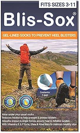 Blis-Sox Calcetines anti-ampollas - talla medio: Amazon.es: Deportes y aire libre
