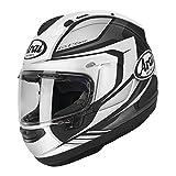 Arai Corsair-X Bracket Adult Street Motorcycle Helmet - White/X-Small