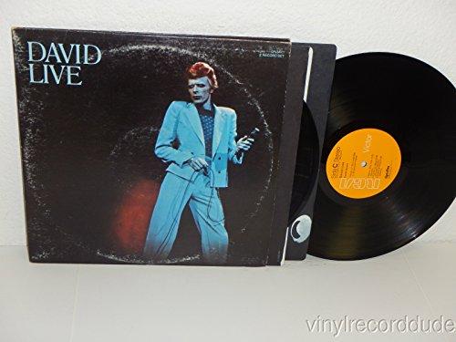 David Live [Vinyl] by Rykodisc