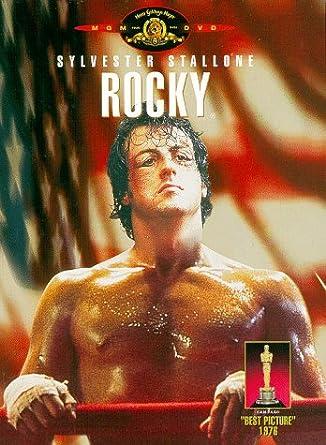 Amazon.com: Rocky (1976): Sylvester Stallone, Talia Shire ...