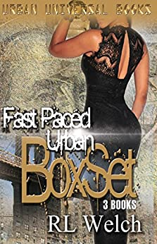 Fast Paced Box Set by [Welch, RL]