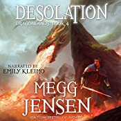 Desolation: Dragonlands Book 4 | Megg Jensen