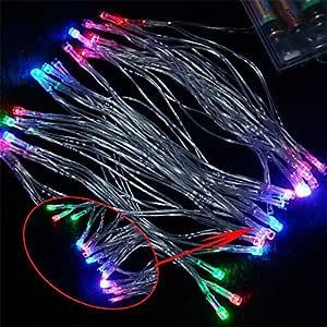 DOUMI 5M LED String Light Christmas Light Holiday Decorative Light , Blue