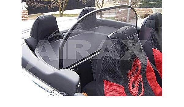 Airax Accesorios para descapotable Cortavientos para descapotable Deflector de viento para 308CC 308 CC Cabrio