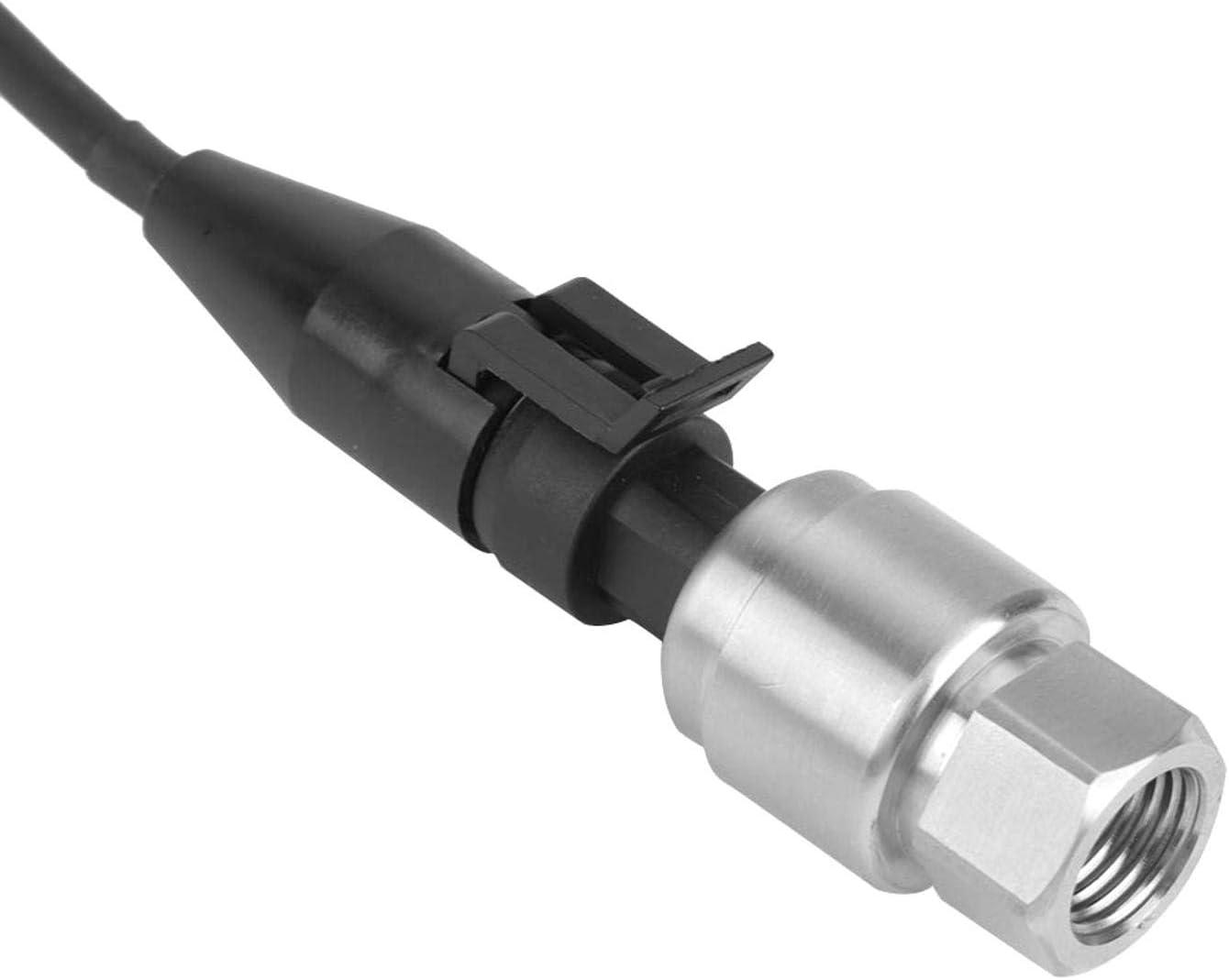 JK-2 Sensor de transductor de presi/ón G1 4Entrada 5V Salida 0.5-4.5V 0-5V para Aceite Combustible Diesel Gas Agua Aire