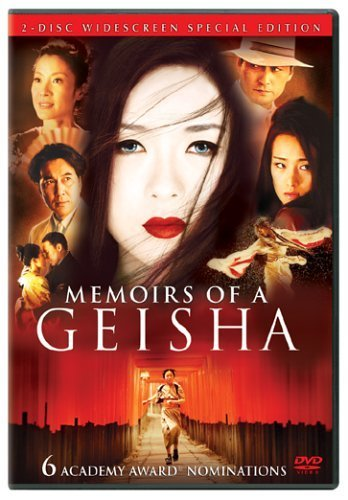 Memoirs of a Geisha (Two-Disc Widescreen Edition) by Sony Pictures Home Entertainment (Sony Pictures Home Entertainment)