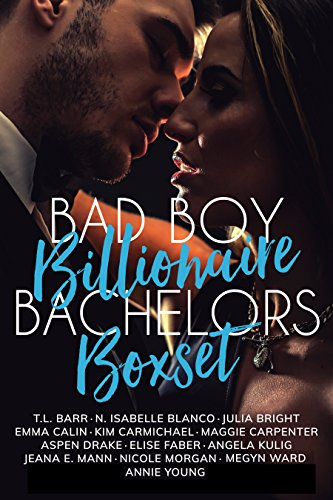 Bad Boy Billionaire Boxset: A Billionaire Romance Collection